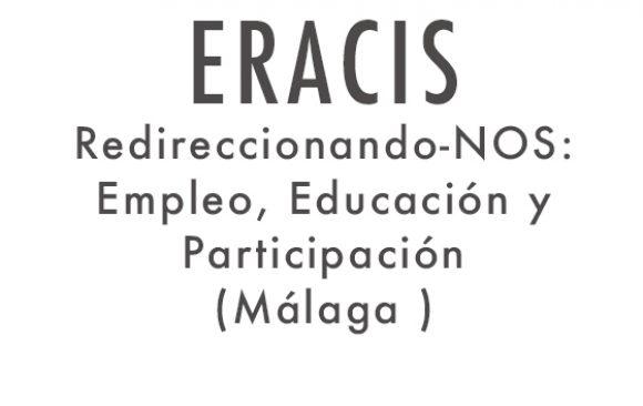 """""""Redireccionando-NOS: Empleo, Educación y Participación - Málaga"""