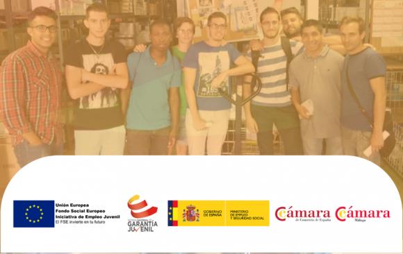 PICE: Garantía juvenil, El Programa Integral de Cualificación y Empleo de las Cámaras de Comercio (Terminado)