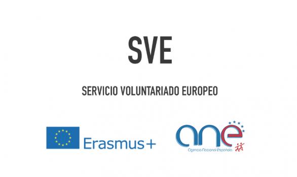 Servicio Voluntariado Europeo (SVE) -  Erasmus+